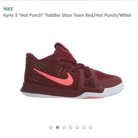 """f8a91099be Nike """"kyrie 3"""" toddler sneakers. M_5be603d7a31c33b472ad2277"""